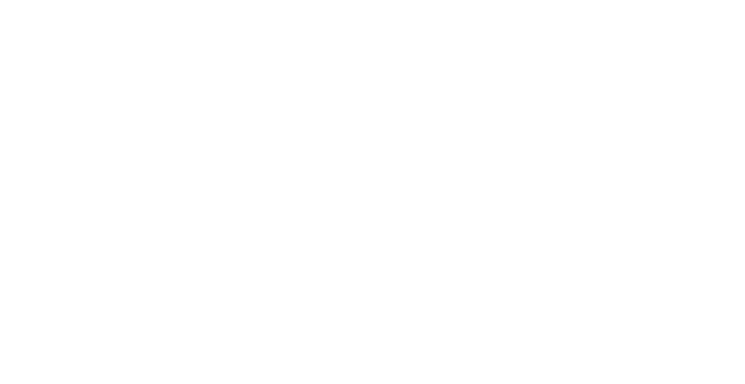 Curbed logo outline white