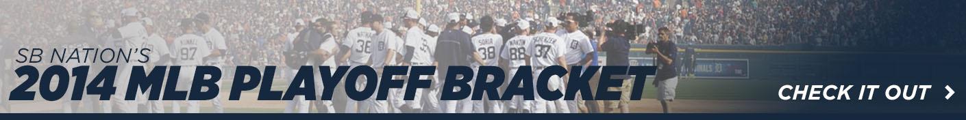 SB Nation 2014 MLB Bracket