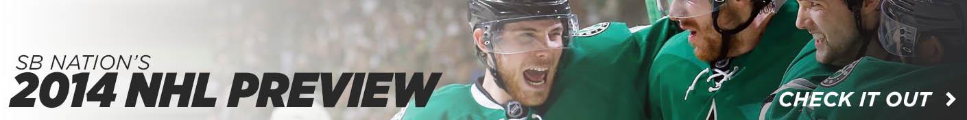 SB Nation 2014 NHL Preview
